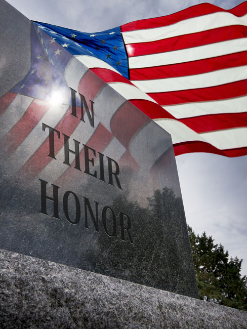 Honoring American Heroes, Past and Present